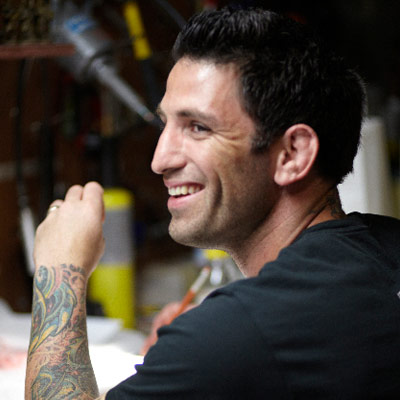 Joey Armstrong | Tattoo Artist & Painter